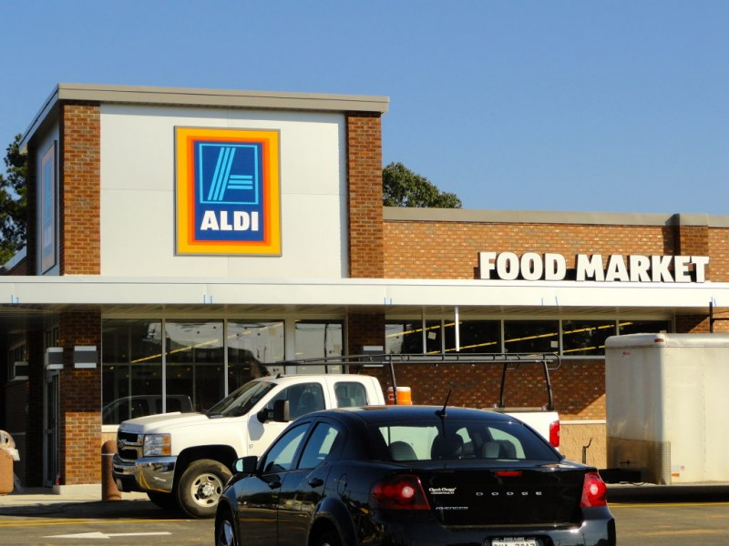 Aldi Grocery Store To Open In October Patch