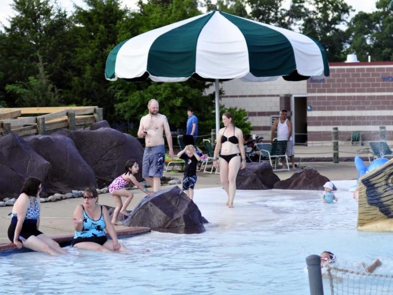 signal bay waterpark season opener is saturday in manassas