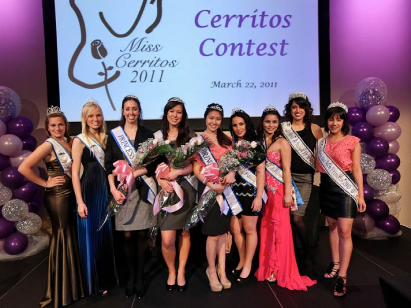 Hometown Girl Crowned Miss Cerritos 2011 Patch