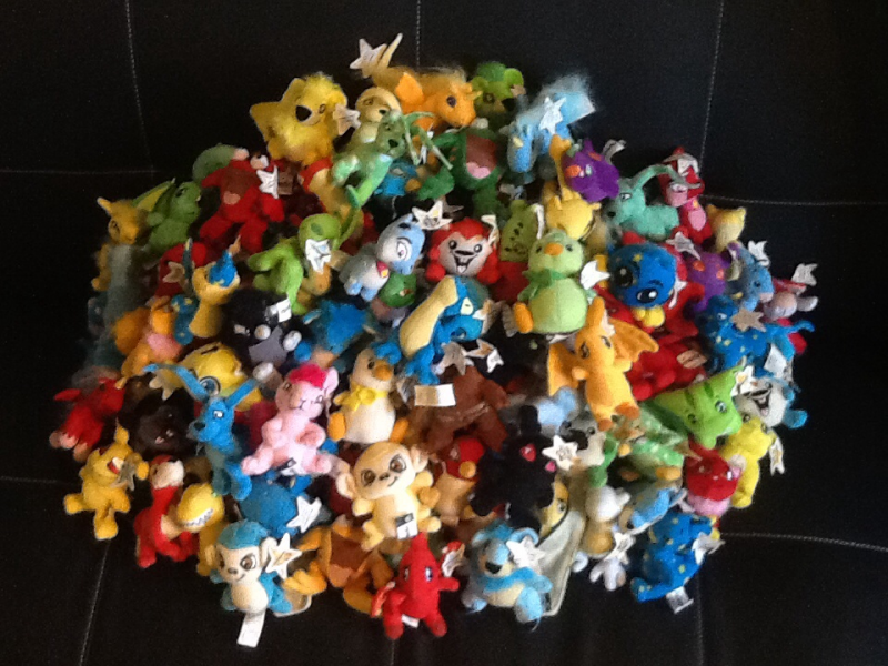 Plushies Neopets Neopets Plushie Collection