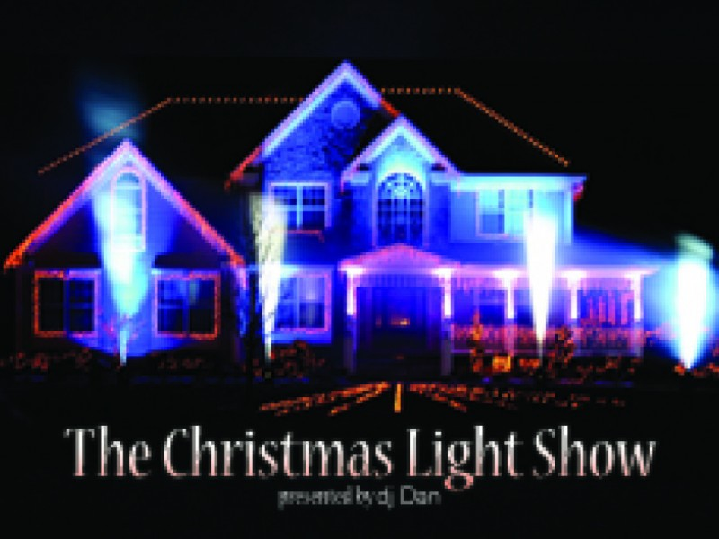 The Christmas Light Show Patch