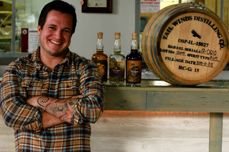 High-Flying Family's Rum Dream Takes Flight: Big Things in the Works for Plainfield Distillery