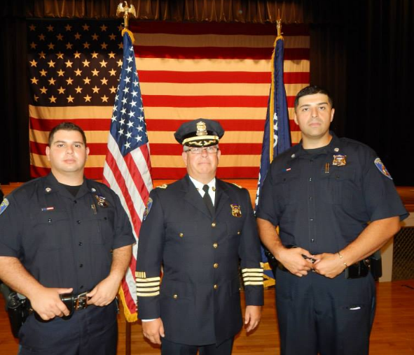 2 Framingham Residents Sworn In As Town's Newest Police Officers