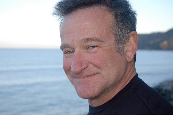 Robin Williams Married His First Wife in Wallingford