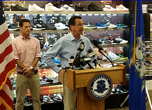Malloy Reminds CT Consumers About Tax-Free Week Beginning Aug. 17