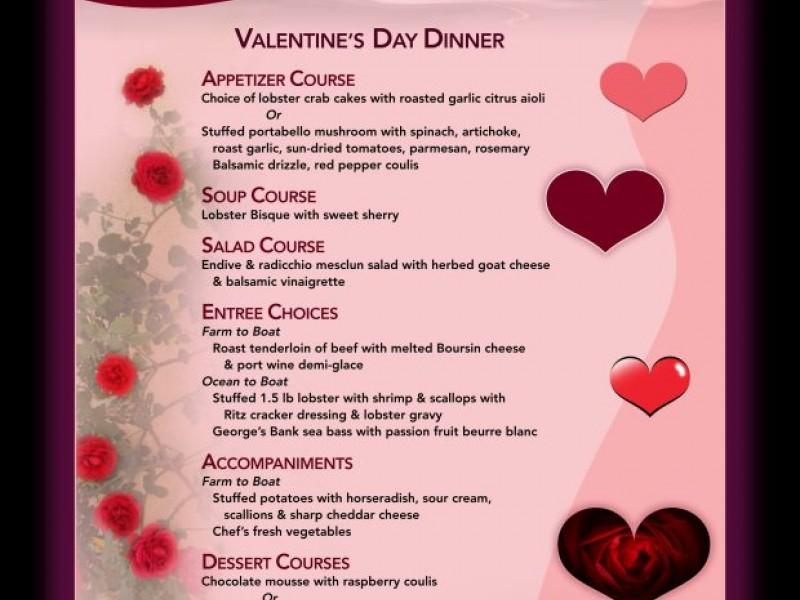 Valentine\'s Day Dinner Cruise - Bristol, RI Patch