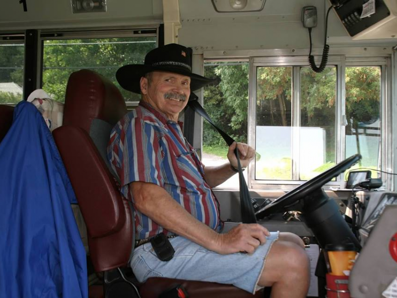 Bus Driver Who Was St Michael Albertville S No 1 Fan Loses Cancer Fight St Michael Mn Patch
