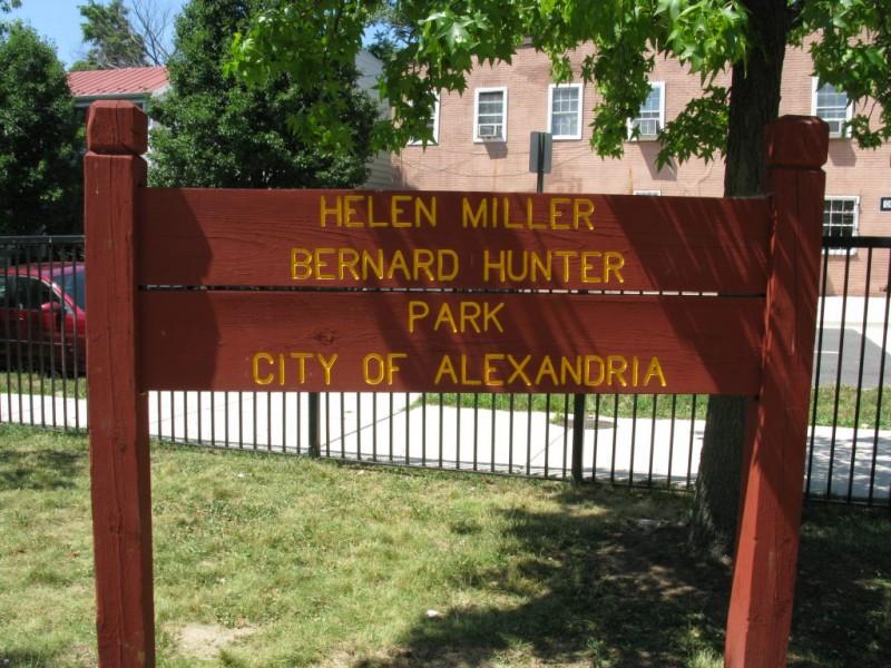 Young Life In An Old Town Helen Miller Bernard Hunter Park
