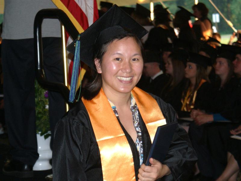 Asnuntuck Community College Graduates 40th Class Enfield