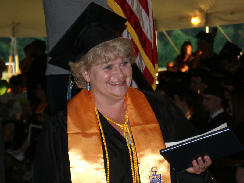Asnuntuck Community College Graduates 40th Class Enfield