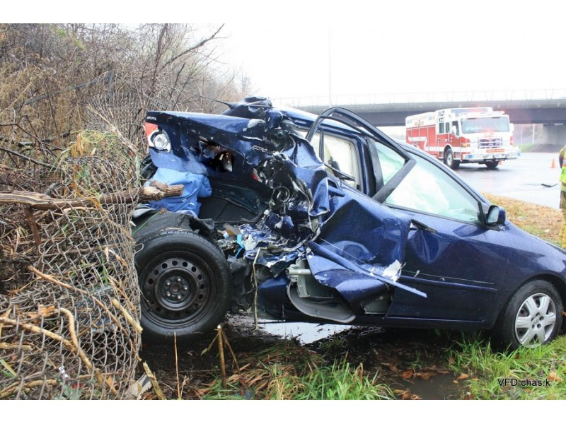 Key Hyundai Manchester >> Car Totaled in I-84 Accident in Vernon - Vernon, CT Patch