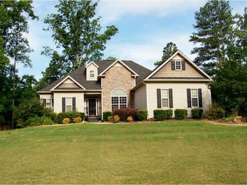 Great ranch homes under 200k dallas ga patch for Small brick ranch homes
