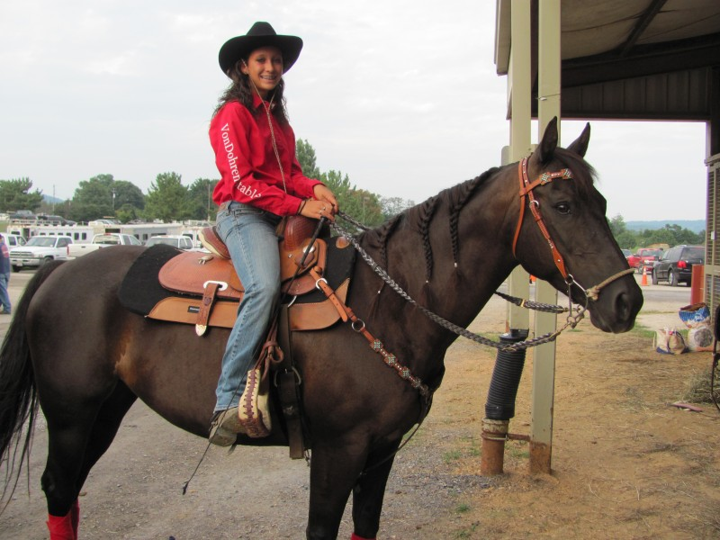 Nazareth Teen Finds Success In Barrel Racing Nazareth