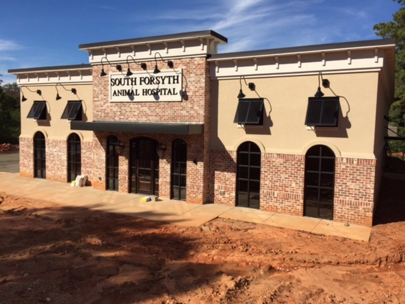 South Forsyth Animal Hospital Moving To New Location Cumming Ga Patch