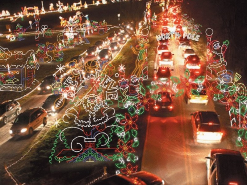 Celebration of Lights Shines Through Jan. 3 - Land O' Lakes, FL Patch