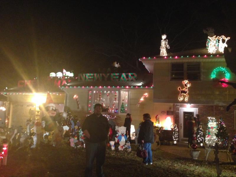 Christmas Tree Brick Nj