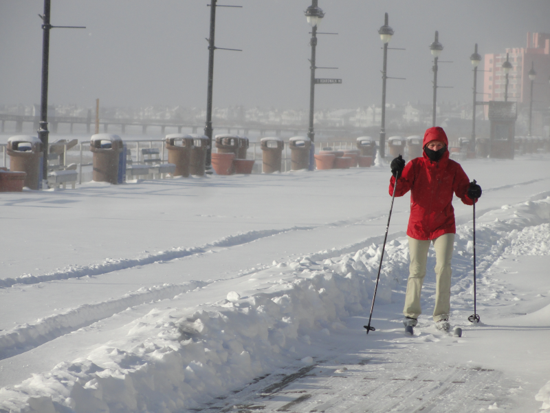 Ocean City Digs Out From Winter Storm Ocean City Nj Patch