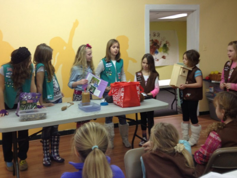 Girl Scouts Gear Up For Bloomingdale Talent Show Tri Boro Nj Patch