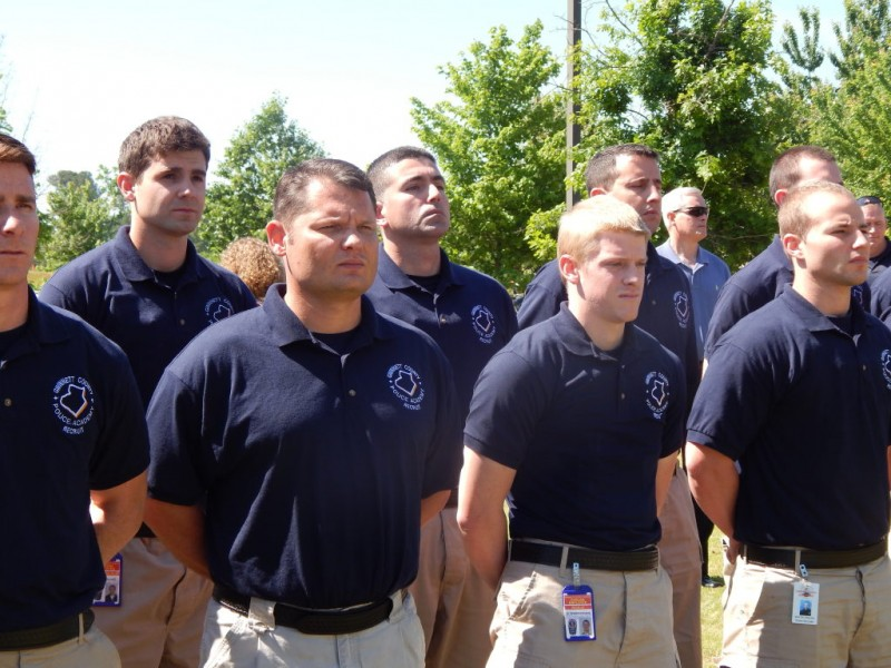 Gcpd Remembers Fallen Officers Lawrenceville Ga Patch