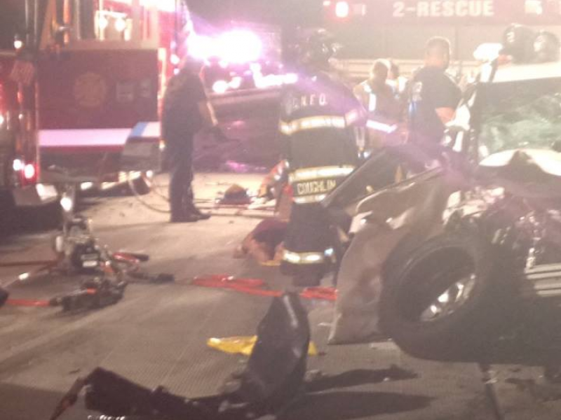 Black Friday Car Deals >> Update: Woman Dies in Five-Car Accident on Tappan Zee ...