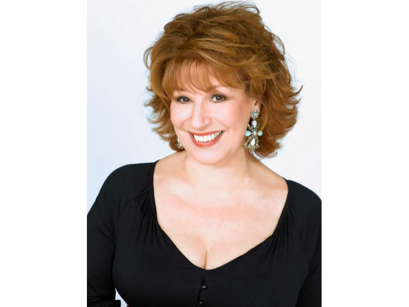 Joy Behar: Me, My Mouth and I!   Bayside, NY Patch