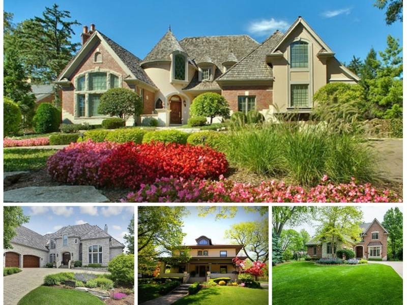 ... Wow House Round-Up: Glamorous Suburban Homes-0 ...