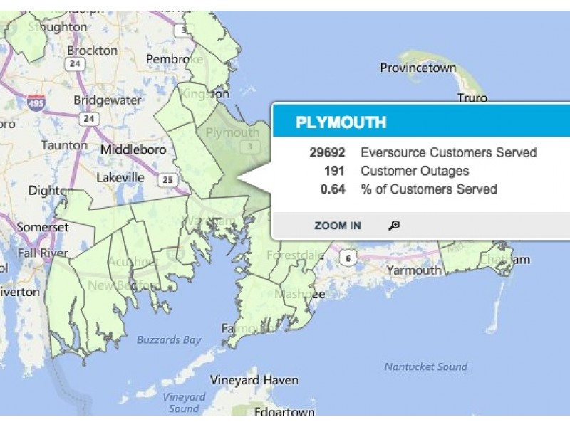 Power Outages In Plymouth Plymouth Ma Patch