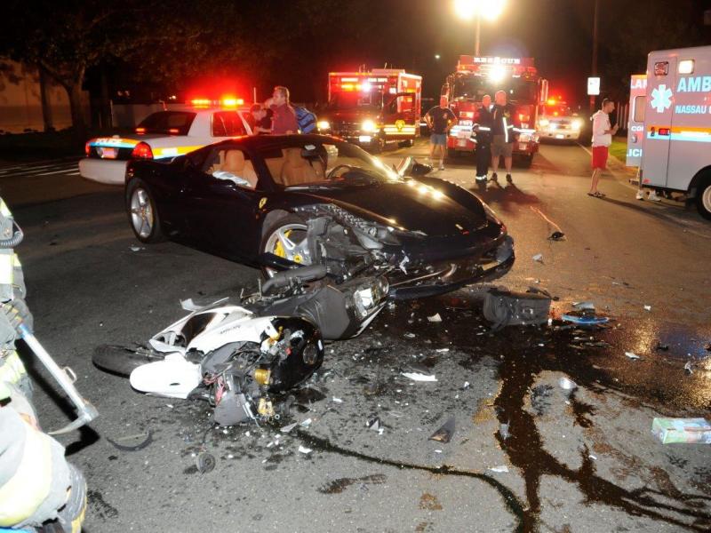 New York Car Accident November