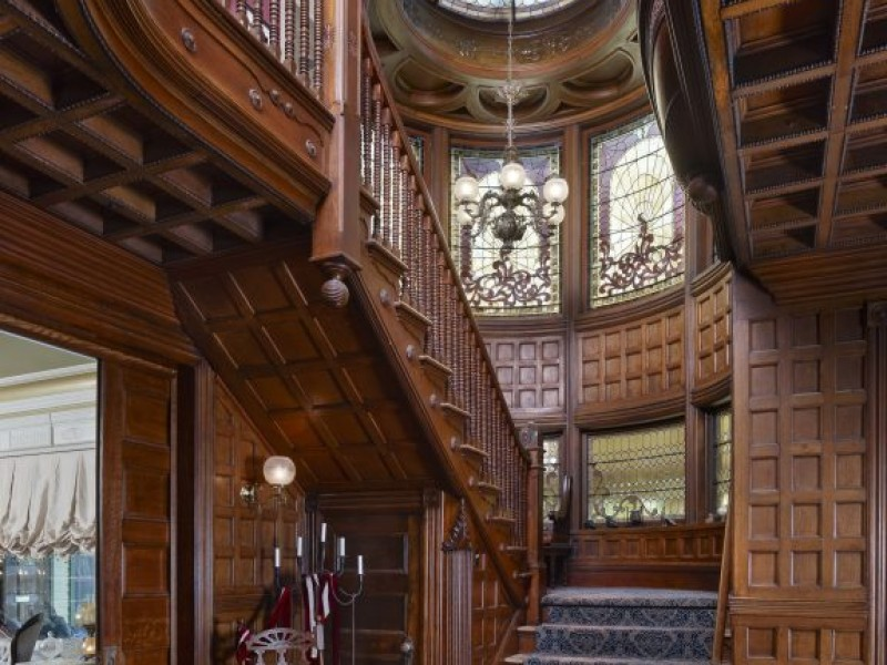 Queen Anne Victorian Mansion Featured On May 11 Tour Of