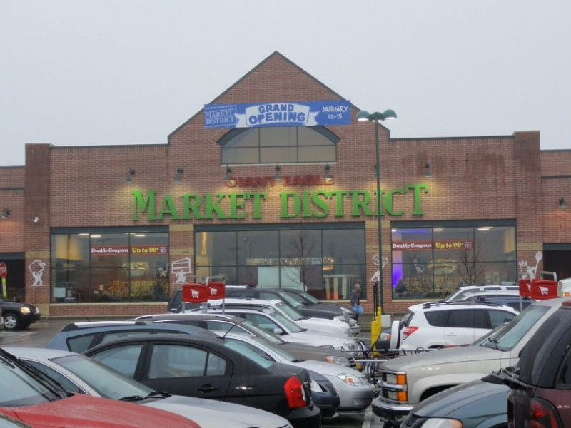 It's Official: Pine Giant Eagle is a Market District Store ...