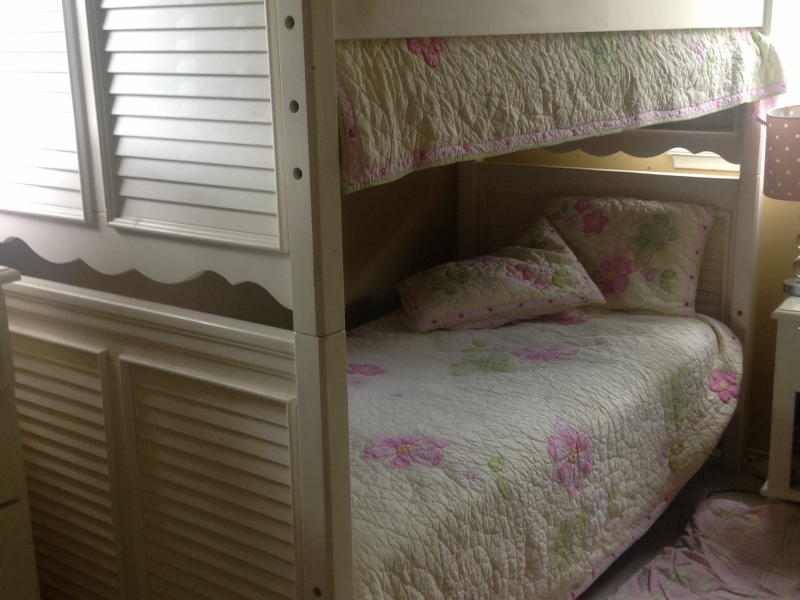 3 pottery barn bunk beds for sale