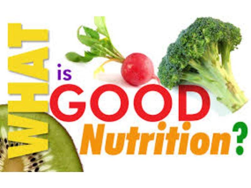 Healthy Nutrition Workshop-Maximum Performance   Downers ...