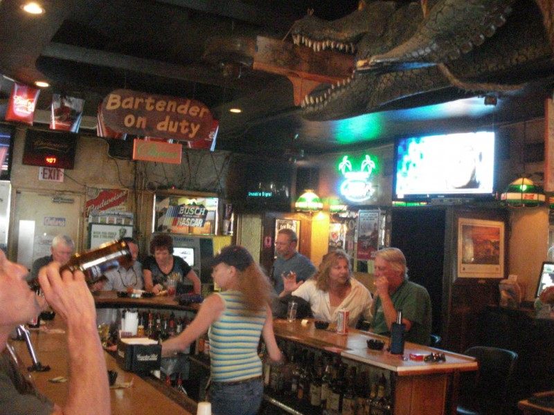 Gator Lounge Another Historic Watering Hole In Bradenton
