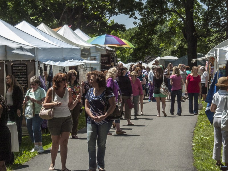 Arts And Crafts Fair Comes To Brookdale Park Bloomfield Nj Patch