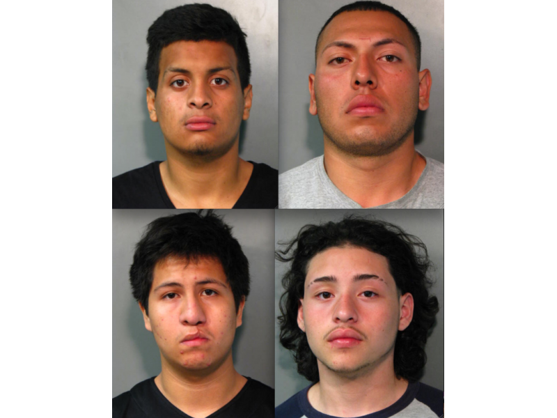 Cops Men Charged In Hempstead Assault Robberies Garden City Ny Patch