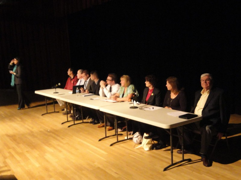 Middletown Board Of Education Candidates Share Views At