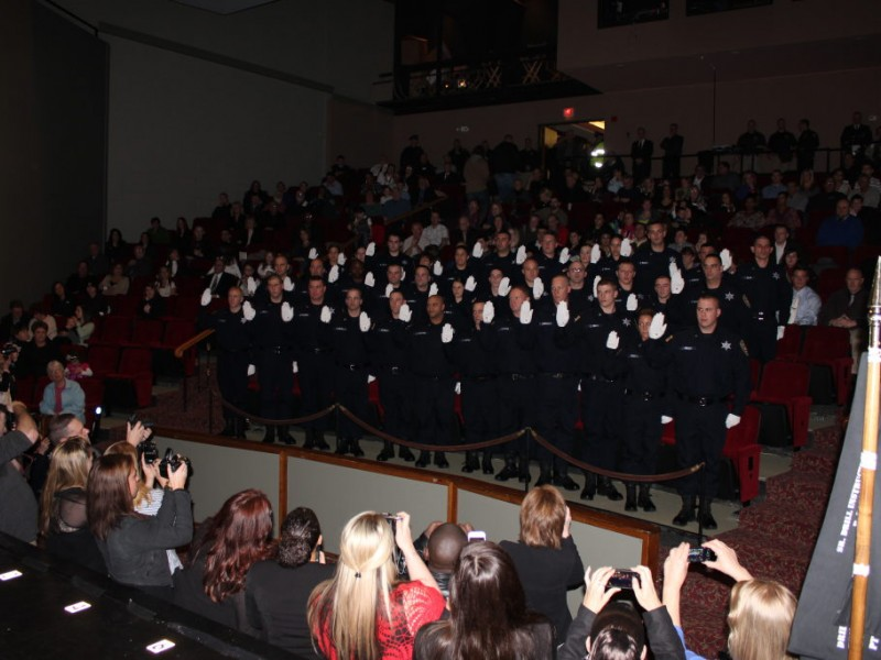 Plymouth Corrections Officers Graduate Plymouth Ma Patch