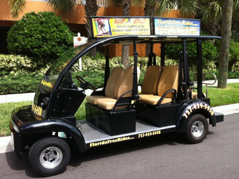 Golf Cart Regulations Approved For Clearwater Beach Clearwater Fl Patch