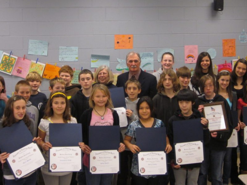 "patriotic essay contest 2011 2016 philip f haxel, sr patriotism honor roll essay contest - baton of patriotism recipients topic: ""what the words in the pledge of allegiance mean to me."