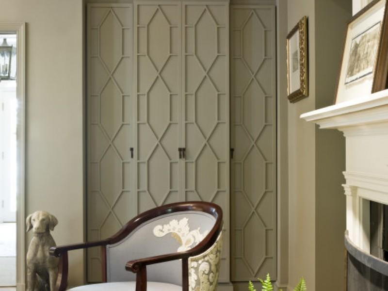 Burke Designer Transforms Design House Parlor