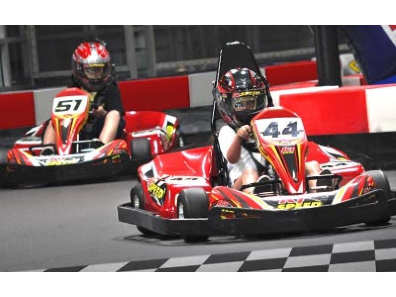 Indoor All Electric Go Kart Racing Coming To Wilmington