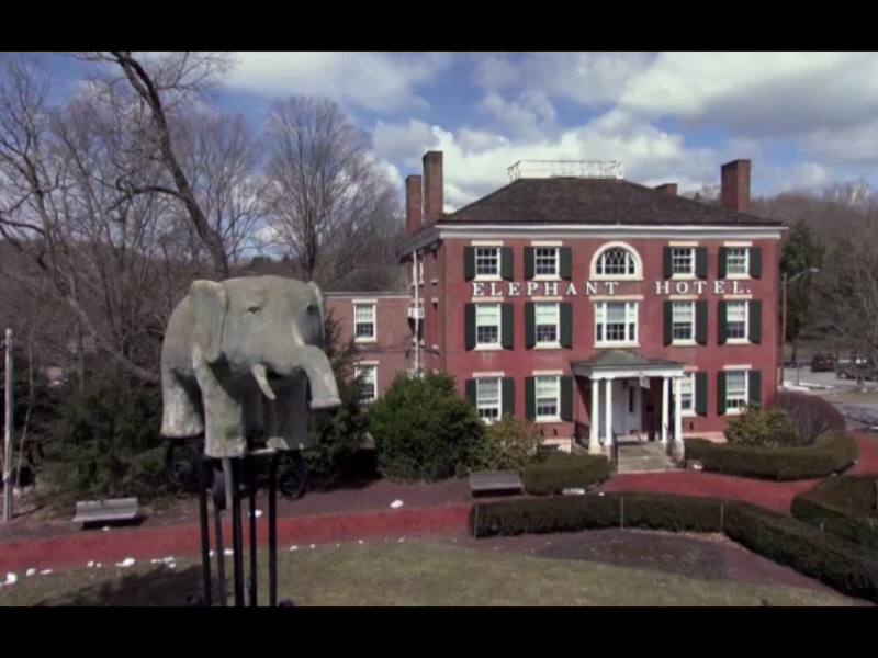 Somers Elephant Hotel Old Bet Featured On Travel Channel Yorktown Ny Patch