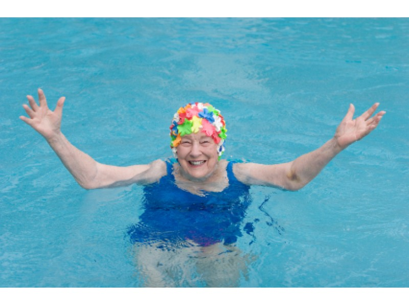 New Senior Learn To Swim Class Ywca White Plains Central Westchester White Plains Ny Patch