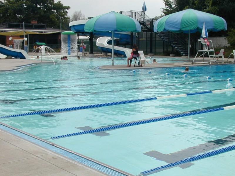 Huntington Woods Pool Opens For The Season Huntington