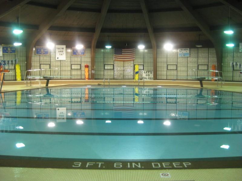 No 98 attend free swim at farmingdale high school - Long island swim school garden city ...