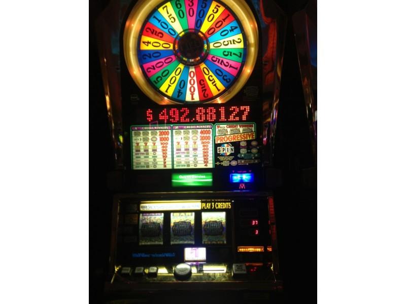 Morongo casino winners casino taoro