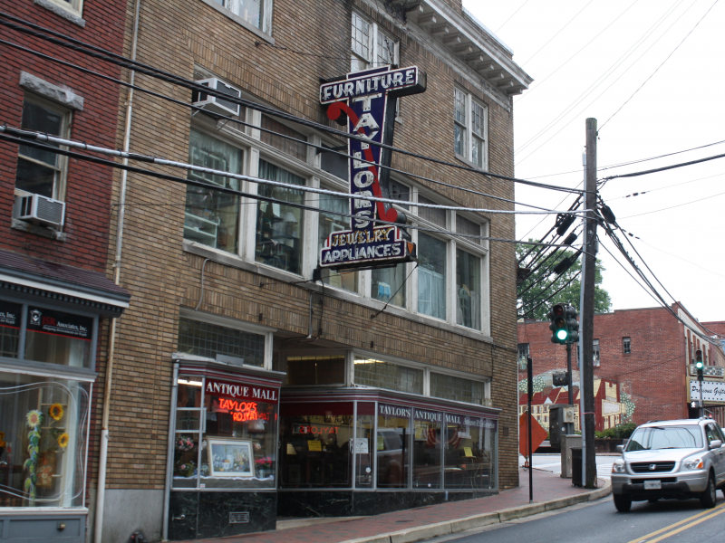Tayloru0027s Antique Mall To Close In January   Ellicott City, MD Patch
