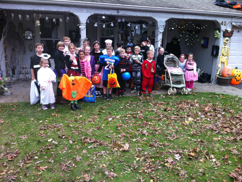 The Halloween That Almost Wasn't; Kids Remember Sandy - Three ...