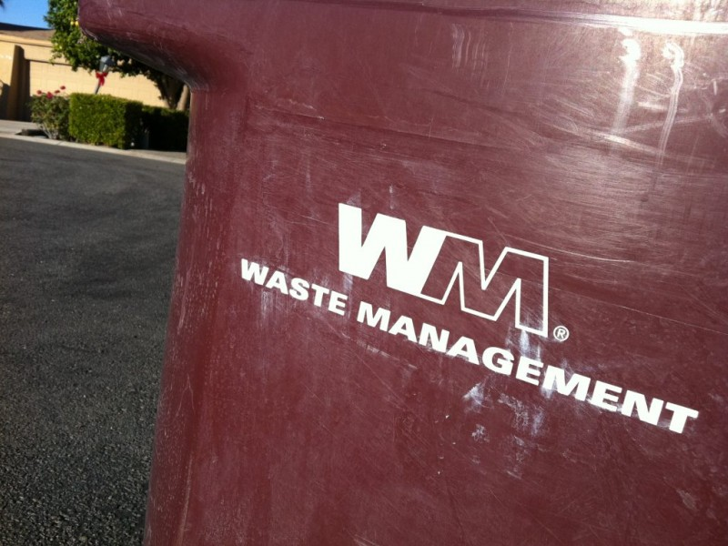 Trash Pickup On Normal Schedule - Palm Desert, CA Patch