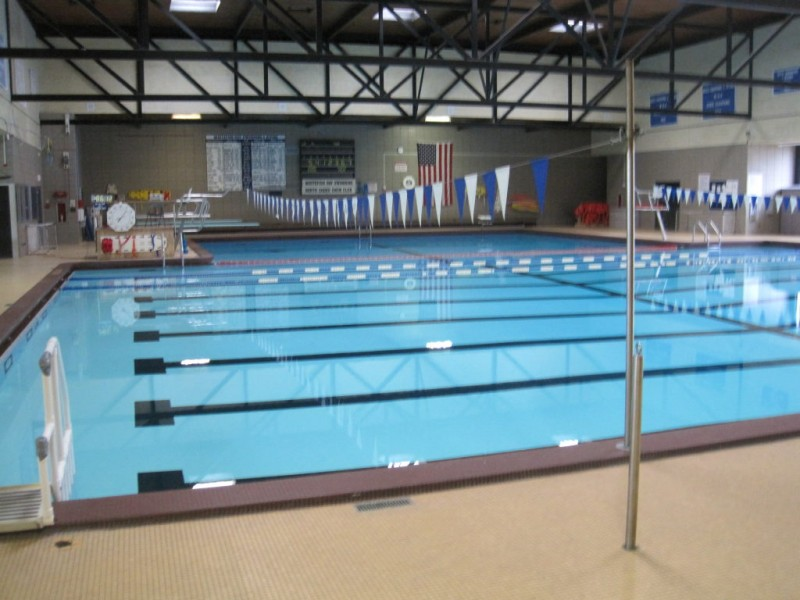 Indoor School Swimming Pool high school swim program seeking $200,000 for pool renovation